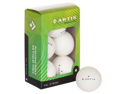 Artis 1 hvězda míčky na stolní tenis