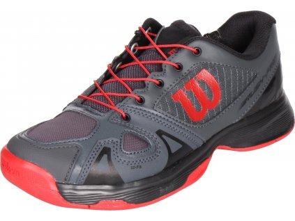 Rush Pro JR QL 2019 juniorská tenisová obuv