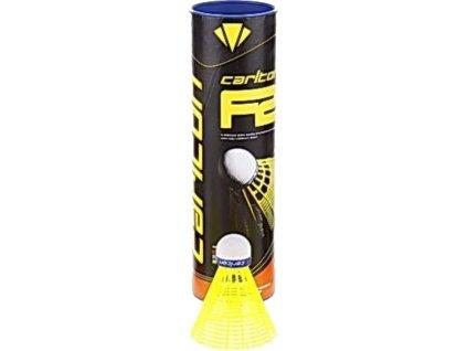F2 Yellow badmintonové míčky