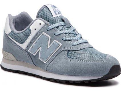 New Balance GC574EY městská obuv dětská