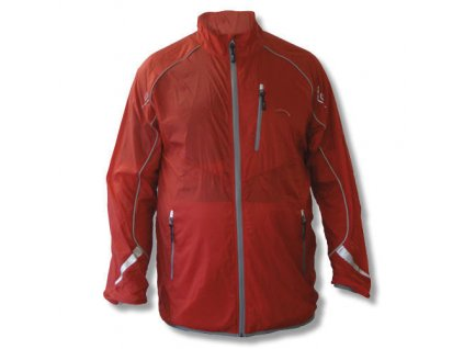 Mercox Leon red bunda běžecká