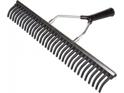 gumové hrábě šíře 50 cm a 75 cm