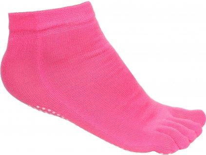 Grippy S1 ponožky na jógu, prstové