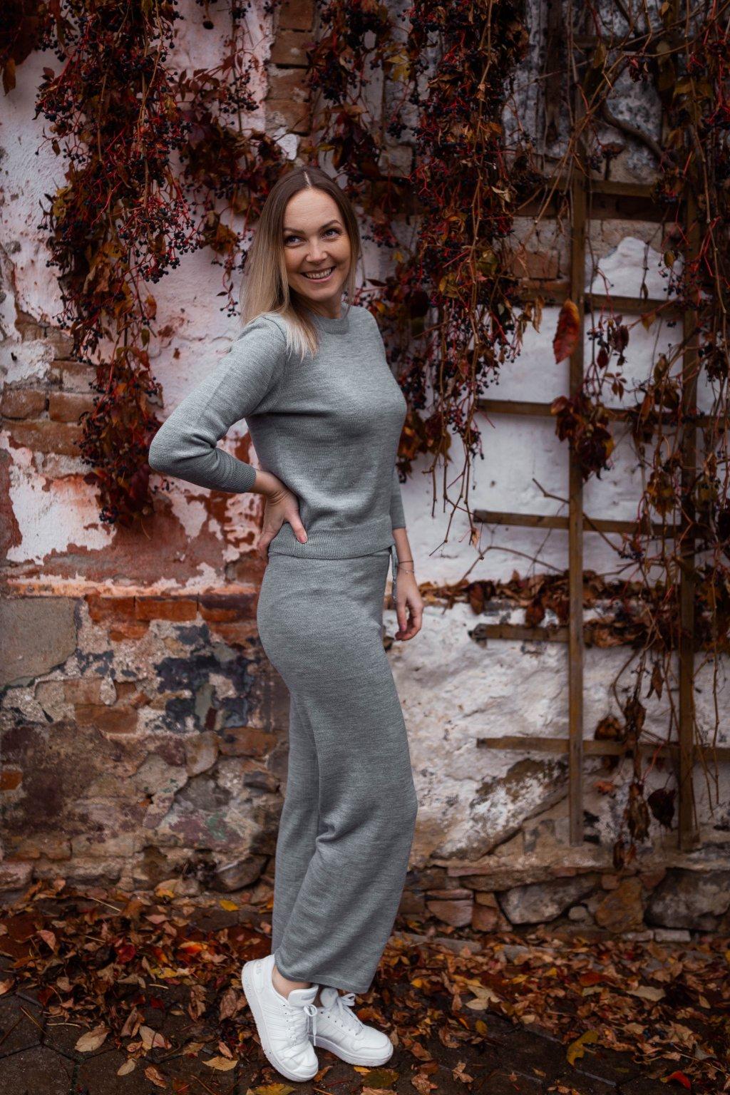 Merino kalhoty EMMA