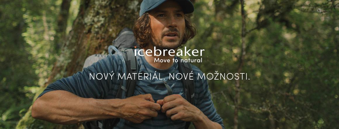 Icebreaker kolekce jaro/léto 2021
