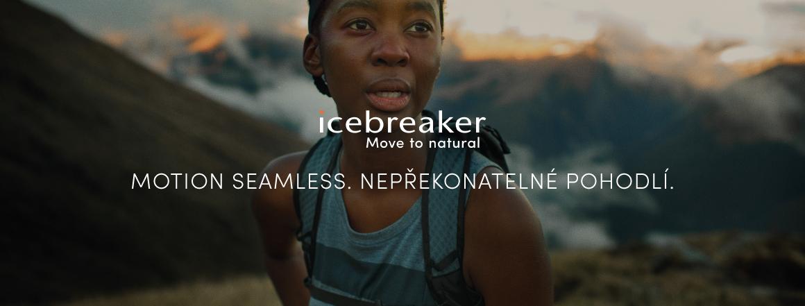 Icebreaker kolekce jaro/léto 2021 - seamless