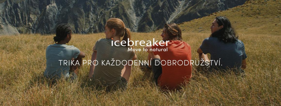 Trika Icebreaker kolekce jaro/léto 2021