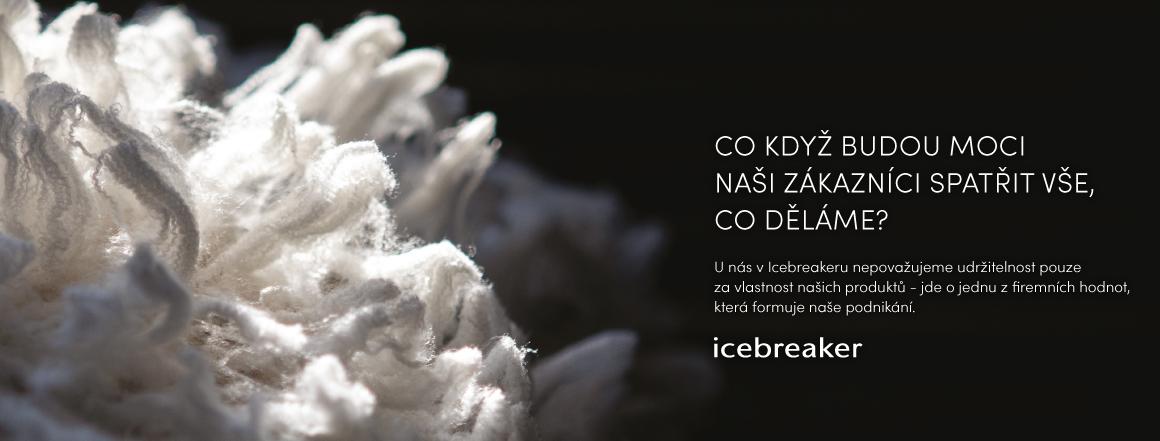 Icebreaker kolekce zima 2019/20 transparency