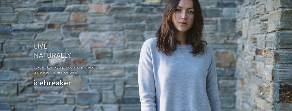 Icebreaker kolekce zima 2019/20 knitwear