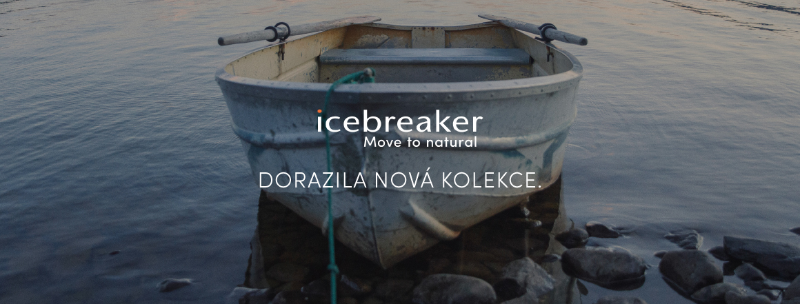 Icebreaker nová kolekce podzim/zima 2021