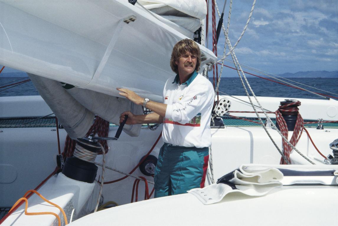Icebreaker Peter Blake OnboardENZA1994