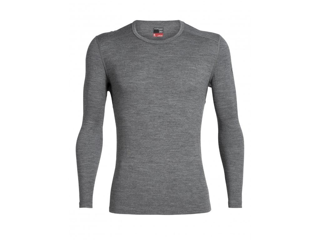 FW19 BASELAYER MEN 260 TECH LS CREWE 104371013 1