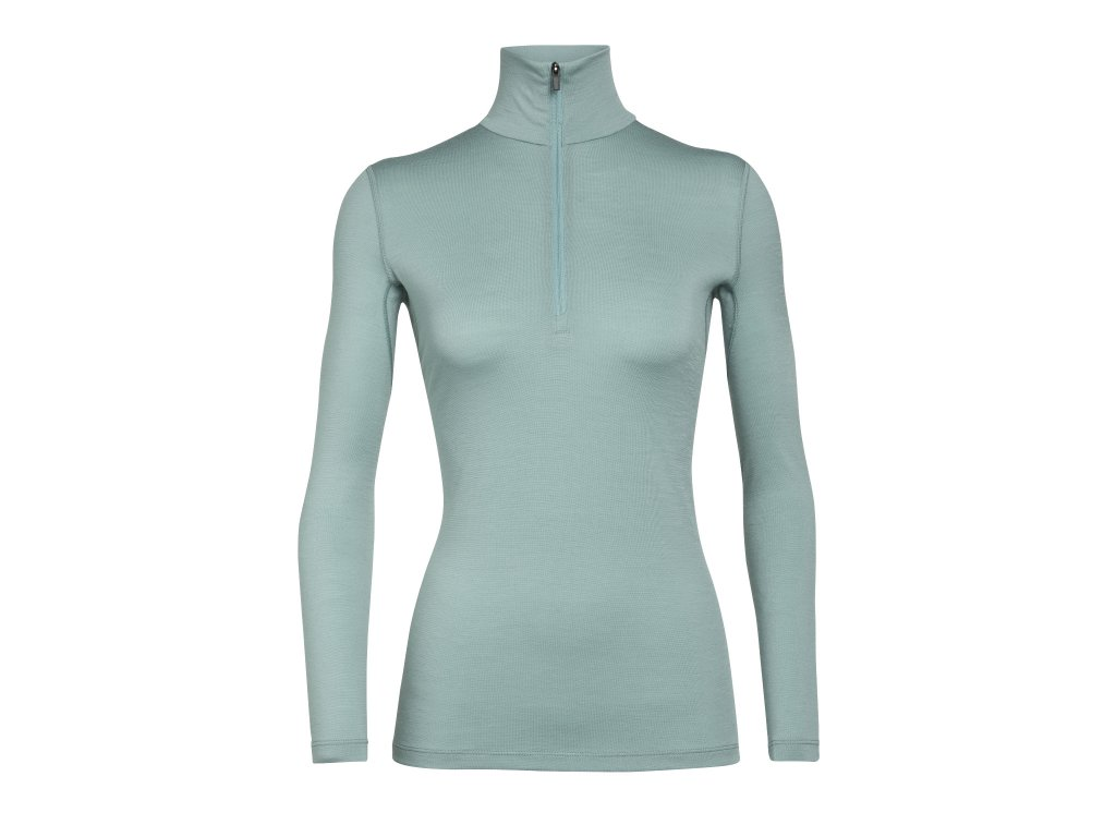 FW20 BASE LAYER WOMEN 200 OASIS LS HALF ZIP 1043804510 1
