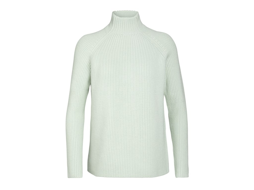 FW20 MID LAYER WOMEN HILLOCK FUNNEL NECK SWEATER 105198110 1
