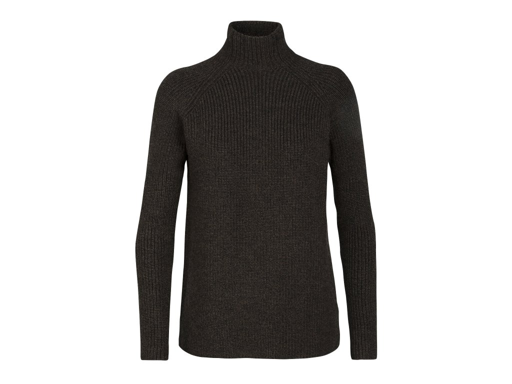 FW20 MID LAYER WOMEN HILLOCK FUNNEL NECK SWEATER 105198218 1