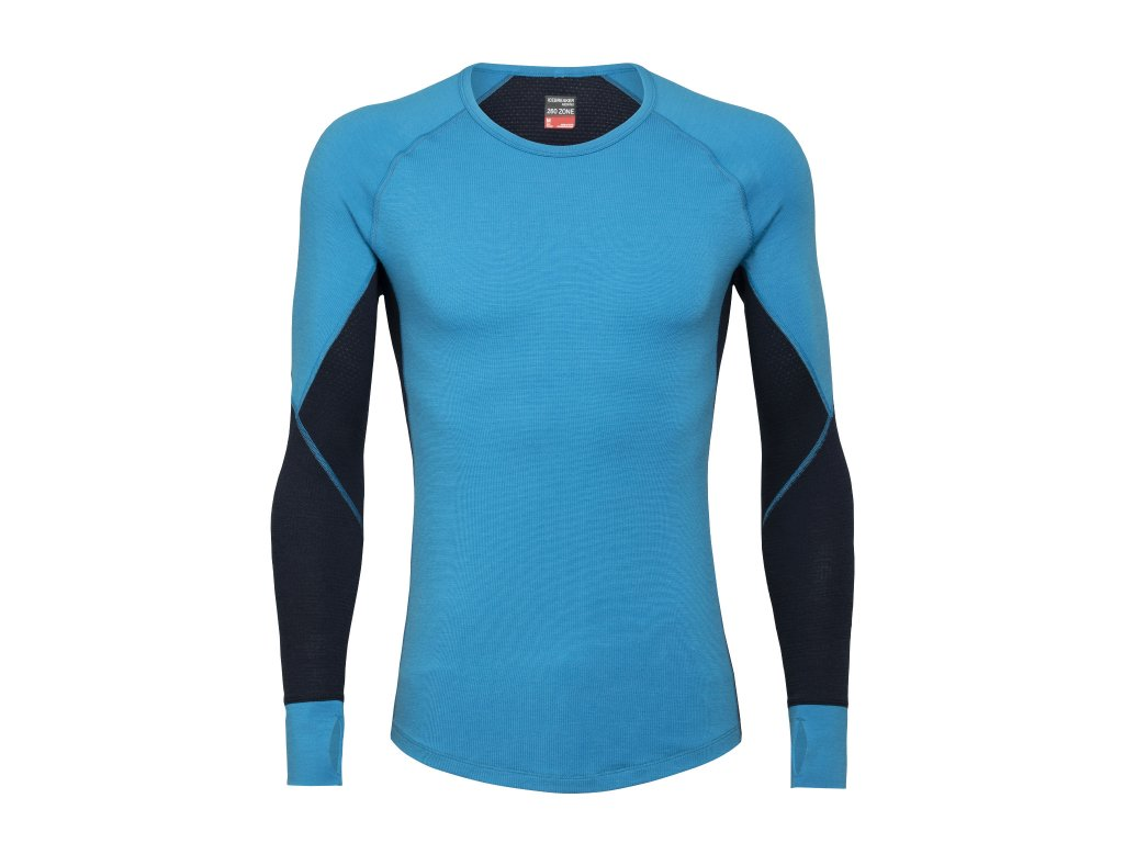 FW20 BASE LAYER MEN 260 ZONE LS CREWE 104360B41 1