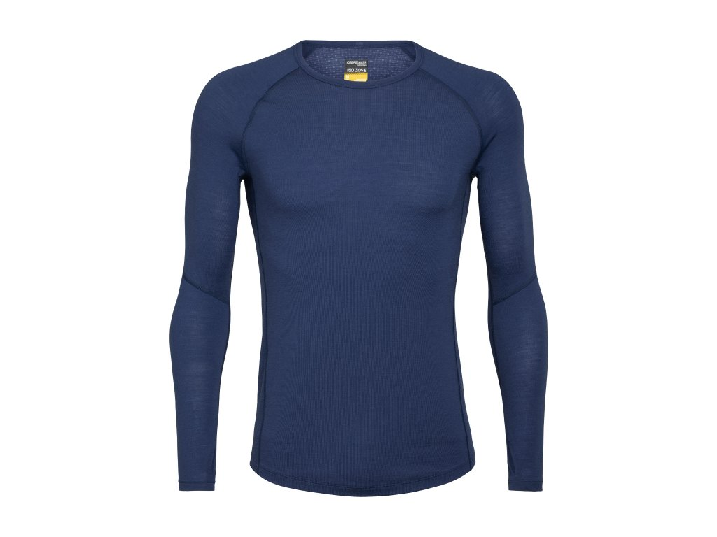 FW20 BASE LAYER MEN 150 ZONE LS CREWE 104347427 1