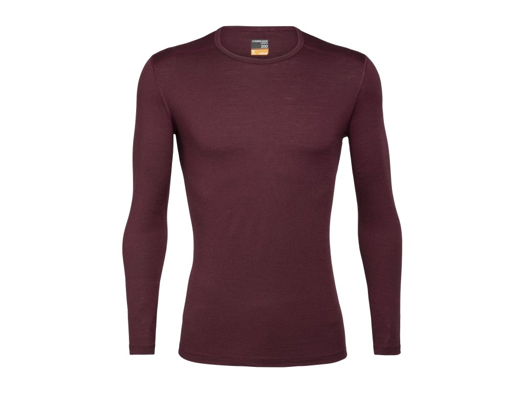 FW20 BASE LAYER MEN 200 OASIS LS CREWE 104365632 1