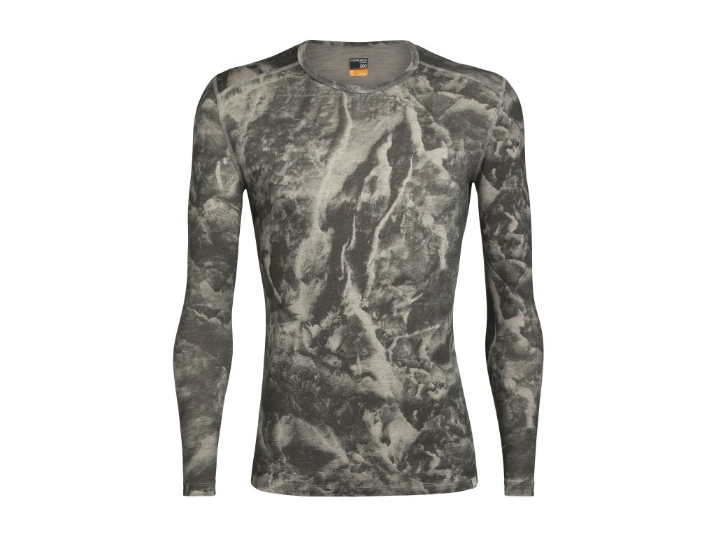 FW20 BASE LAYER MEN NATURE DYE 200 OASIS LS CREWE ANNIVERSARY IB GLACIER 105313039 1
