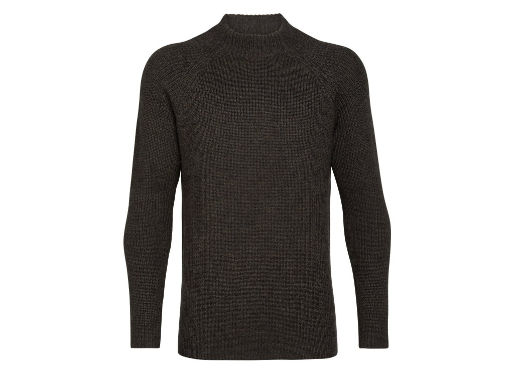 FW20 MID LAYER MEN HILLOCK FUNNEL NECK SWEATER 105194218 1