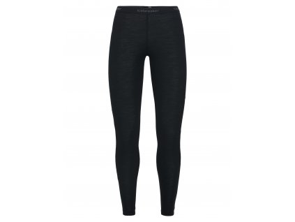 ICEBREAKER Wmns 175 Everyday Leggings, Black (velikost XS)