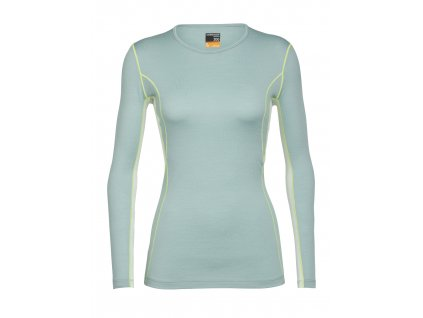 FW20 BASE LAYER WOMEN 200 OASIS DELUXE LS CREWE 104385B33 1