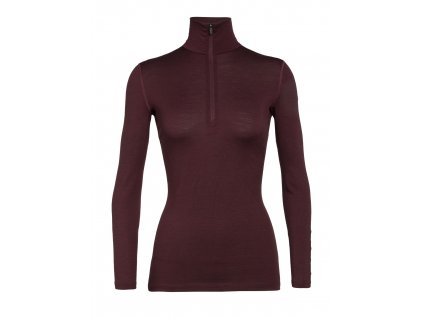 FW20 BASE LAYER WOMEN 200 OASIS LS HALF ZIP 104380632 1