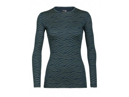 FW20 BASE LAYER WOMEN 200 OASIS LS CREWE NAPASOQ LINES 105216426 1