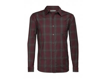 FW20 FIRST LAYER MEN DEPARTURE LS SHIRT 104512C53 1
