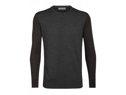FW20 MID LAYER MEN SHEARER CREWE SWEATER 104326A47 1