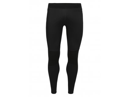 ICEBREAKER Mens Tech Trainer Hybrid Leggings, Black (velikost XXL)