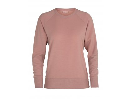 SS21 WOMEN NATURE DYE HELLIERS LS CREWE 105054639 1