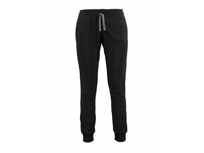 ICEBREAKER Wmns Crush Pants, Black/Charcoal