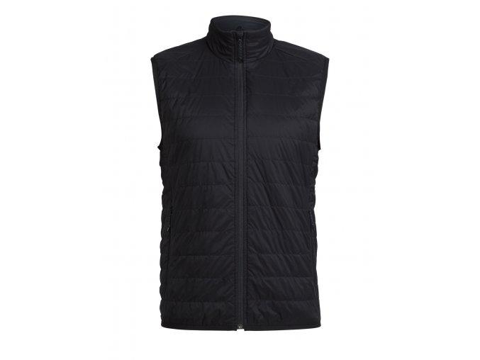 ICEBREAKER Mens Hyperia Lite Vest, Black  103870