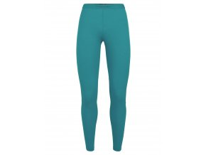 ICEBREAKER Wmns 200 Zone Leggings, ARCTIC TEAL/Kingfisher/DEW  104427