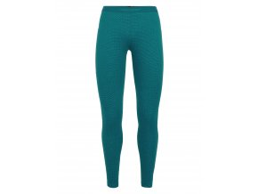 ICEBREAKER Wmns 250 Vertex Leggings Mountain Dash, Kingfisher/ARCTIC TEAL  104496