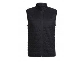 ICEBREAKER Mens Hyperia Lite Vest, Black