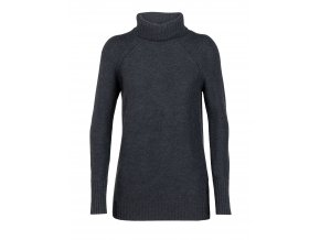 FW19 WOMEN WAYPOINT ROLL NECK SWEATER 104317022 1
