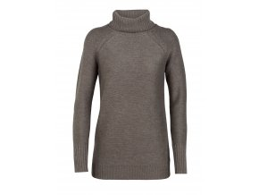 FW19 WOMEN WAYPOINT ROLL NECK SWEATER 104317209 1