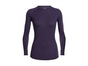 FW19 BASELAYER WOMEN 150 ZONE LS CREWE 104331508 1