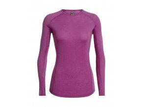 FW19 BASELAYER WOMEN 150 ZONE LS CREWE 104331620 1