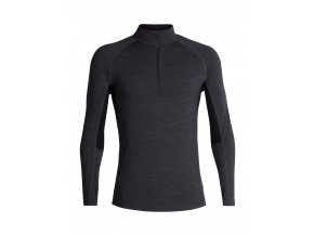 FW19 MEN 200 ZONE LS HALF ZIP 104356A01 1