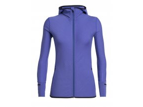 FW19 ADVENTURE WOMEN DESCENDER LS ZIP HOOD 104491510 1