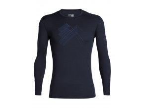 FW19 BASELAYER MEN 200 OASIS LS CREWE SNAP HEAD 104711401 1