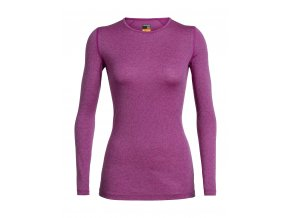 FW19 BASELAYER WOMEN 200 OASIS LS CREWE SKY PATHS 104715620 1