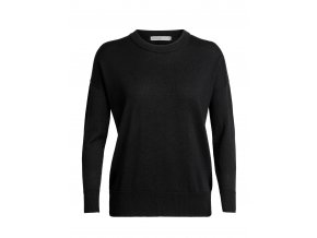 FW19 LIFE WOMEN SHEARER CREWE SWEATER 104822001 1