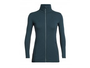 FW19 TRAINING WOMEN DELTA LS ZIP 104842426 1