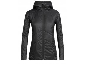 FW19 LIFE WOMEN HELIX HOODED JACKET 104849001 1