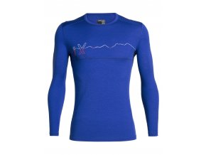 FW19 BASELAYER MEN 200 OASIS LS CREWE SINGLE LINE SKI 104898433 1