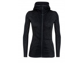 FW19 ADVENTURE WOMEN ELEMENTAL LS ZIP HOOD 105068001 1